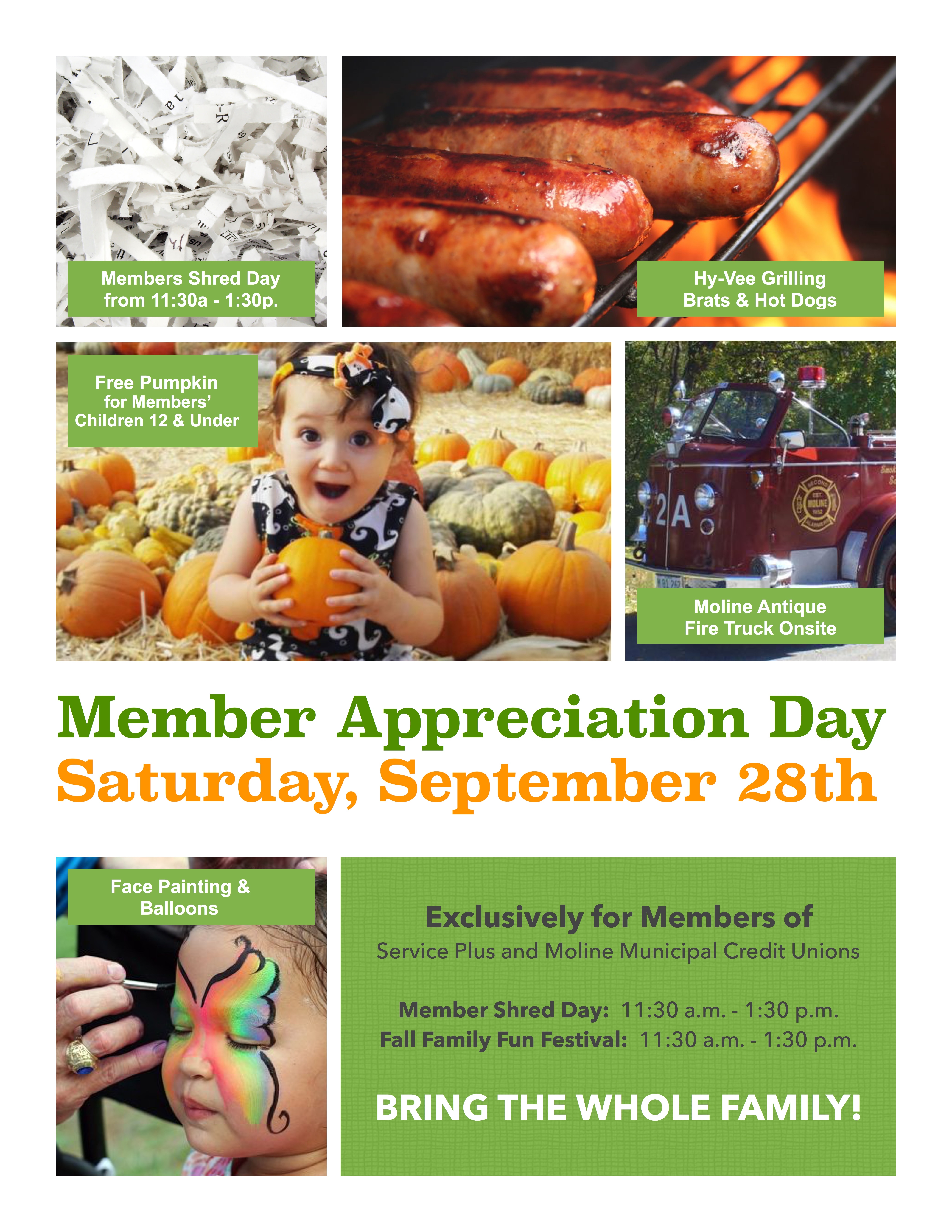View post titled Member Appreciation Day